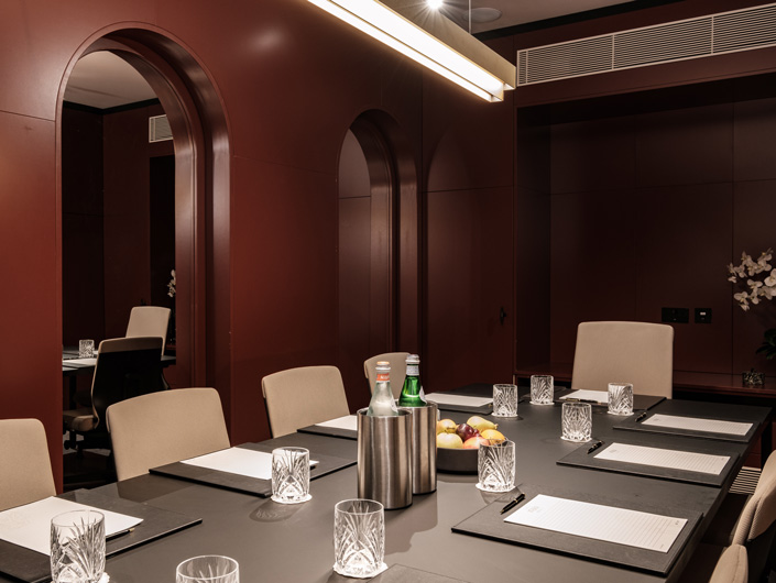 Meeting Room in the City