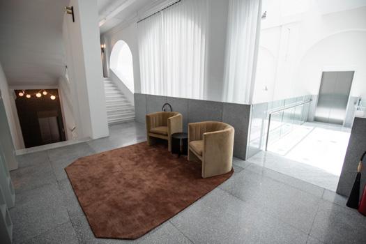 Rosselli - AX Privilege - Corridors