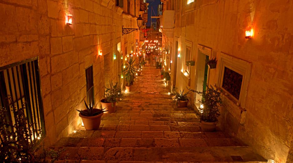Birgu Candlelight, Malta