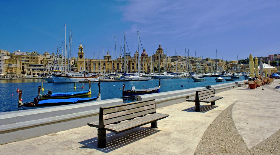 Birgu Waterfront, Malta