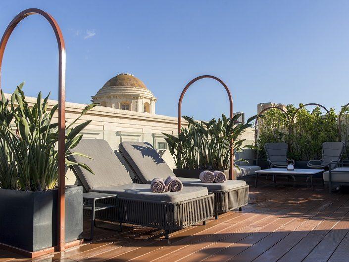 Rooftop Panoramic Terrace