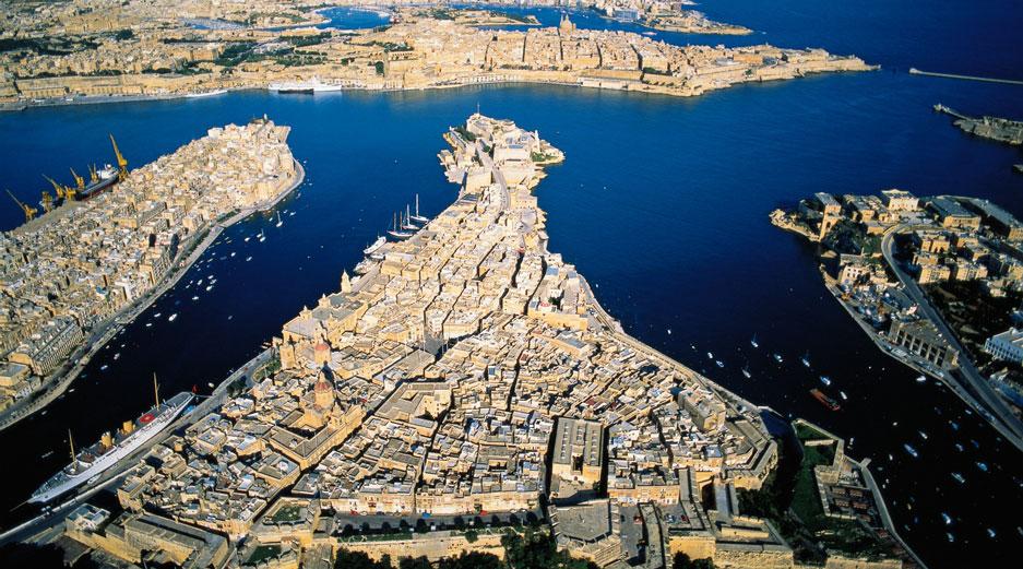 The Three Cities, Malta