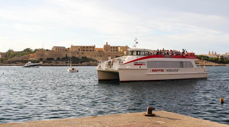 Valletta Ferry Service, Malta
