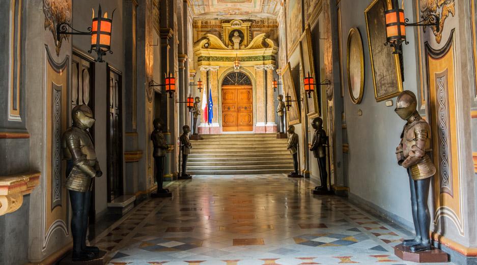 Grandmasters Palace, Valletta