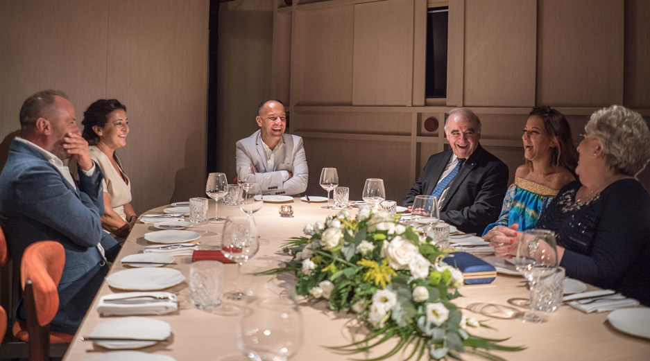 Rosselli - AX Privilege - President's Visit