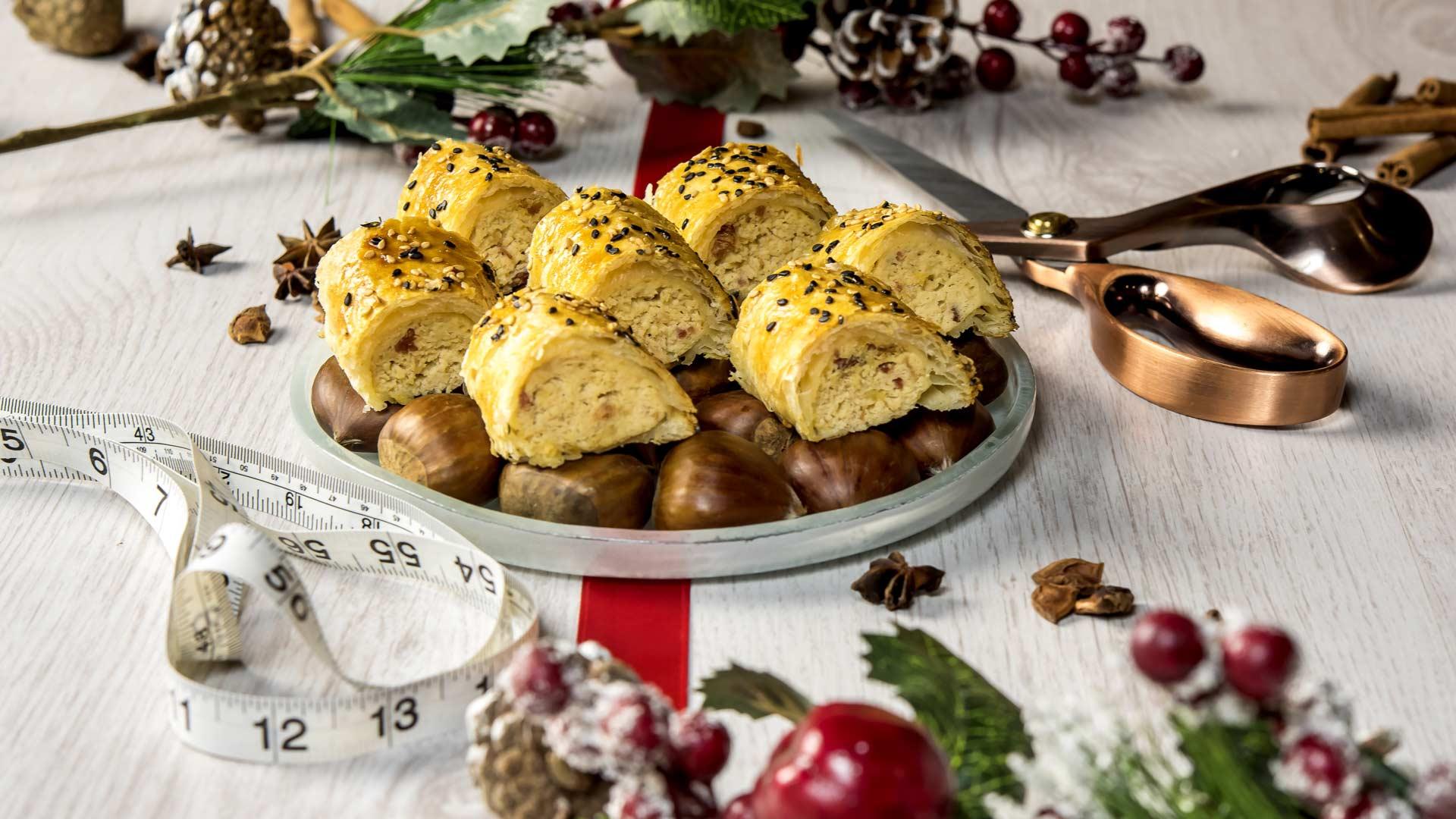 Grain Street - Christmas Food