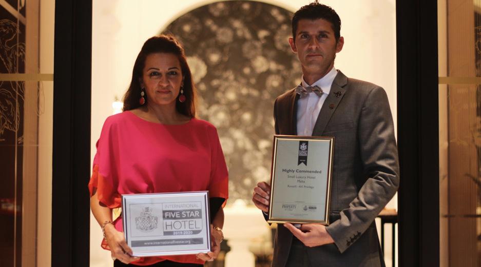 Rosselli - AX Privilege Awards